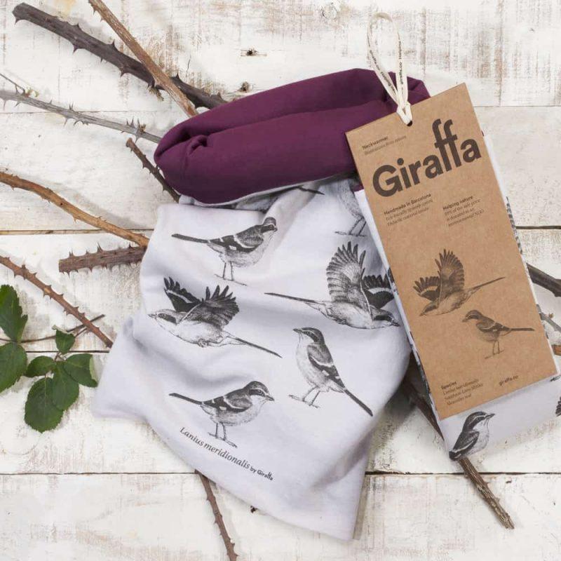 Southern-Grey-Shrike-neckwarmer-ICO-Giraffa-1