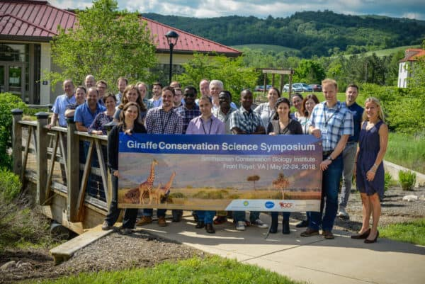 Giraffe Conservation Science Symposium | Giraffa